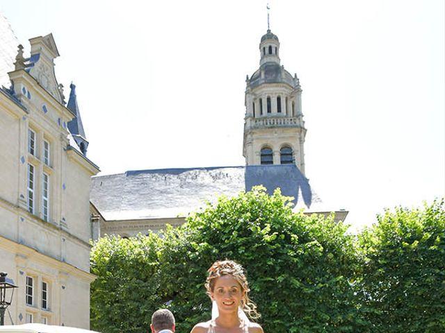 Le mariage de Cédric et Marie à Luzarches, Val-d'Oise 11