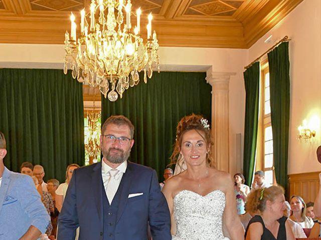Le mariage de Cédric et Marie à Luzarches, Val-d'Oise 12