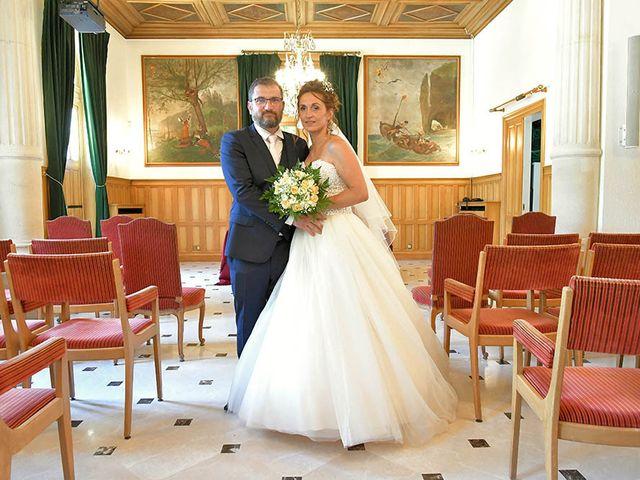 Le mariage de Cédric et Marie à Luzarches, Val-d'Oise 13