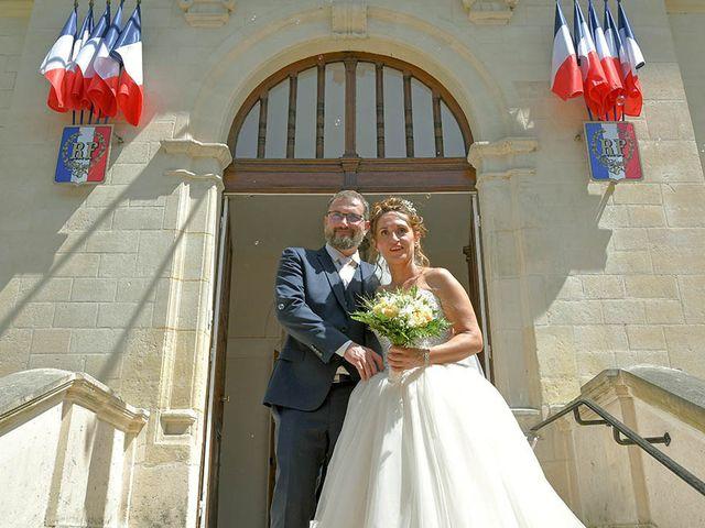 Le mariage de Cédric et Marie à Luzarches, Val-d'Oise 15