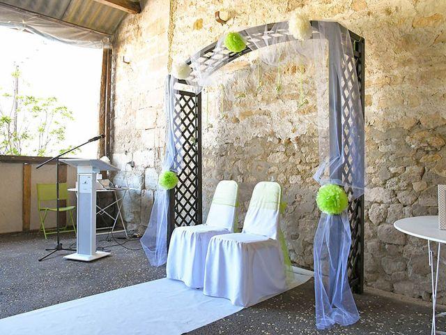 Le mariage de Cédric et Marie à Luzarches, Val-d'Oise 19