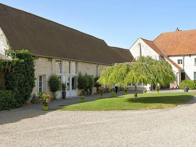 Le mariage de Cédric et Marie à Luzarches, Val-d'Oise 20