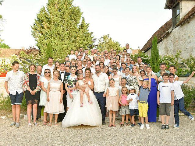 Le mariage de Cédric et Marie à Luzarches, Val-d'Oise 33