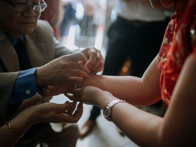 Le mariage de Jean Jacques et Sandrine à Villepinte, Seine-Saint-Denis 18