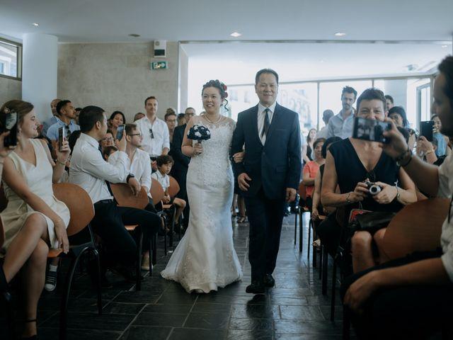 Le mariage de Jean Jacques et Sandrine à Villepinte, Seine-Saint-Denis 27