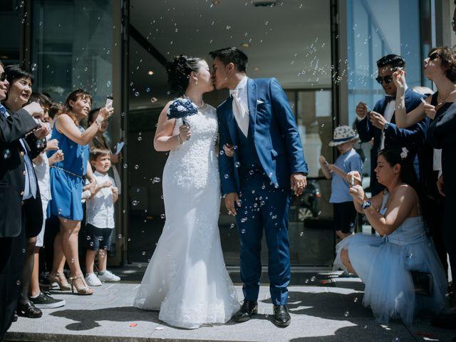Le mariage de Jean Jacques et Sandrine à Villepinte, Seine-Saint-Denis 31