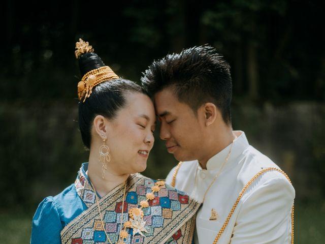 Le mariage de Sandrine et Jean Jacques
