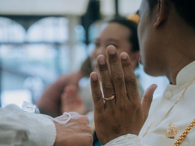 Le mariage de Jean Jacques et Sandrine à Villepinte, Seine-Saint-Denis 55