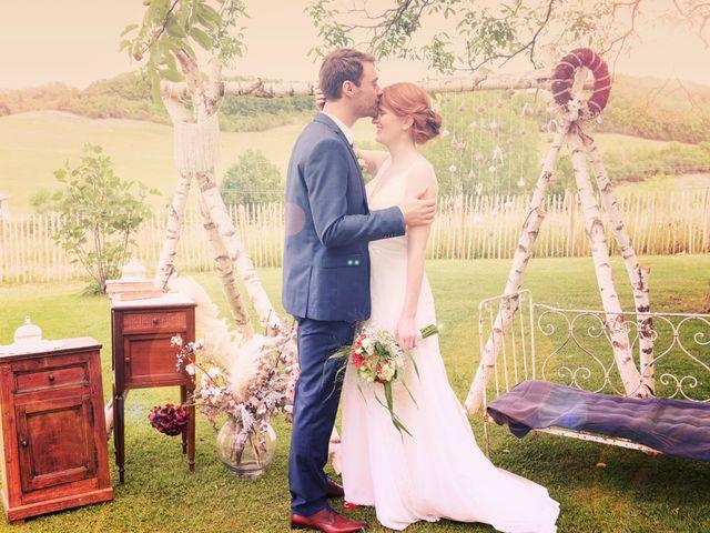 Le mariage de Mathieu et Sarah à Auch, Gers 4