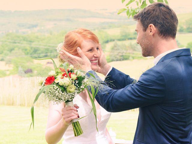Le mariage de Mathieu et Sarah à Auch, Gers 18