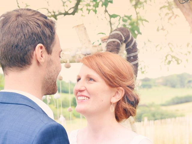Le mariage de Mathieu et Sarah à Auch, Gers 25