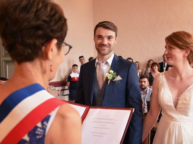 Le mariage de Mathieu et Sarah à Auch, Gers 26
