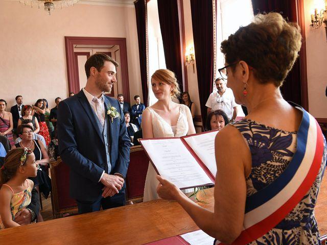 Le mariage de Mathieu et Sarah à Auch, Gers 27