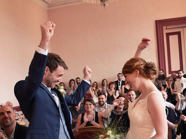 Le mariage de Mathieu et Sarah à Auch, Gers 30