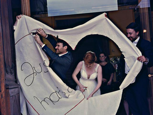 Le mariage de Mathieu et Sarah à Auch, Gers 32