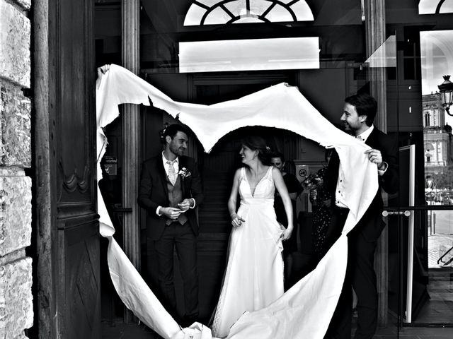 Le mariage de Mathieu et Sarah à Auch, Gers 34