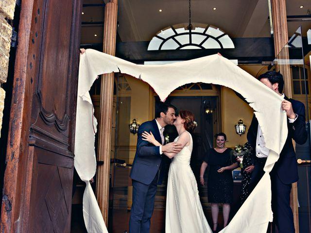 Le mariage de Mathieu et Sarah à Auch, Gers 35