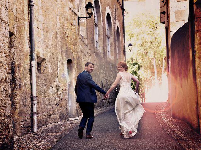 Le mariage de Mathieu et Sarah à Auch, Gers 40