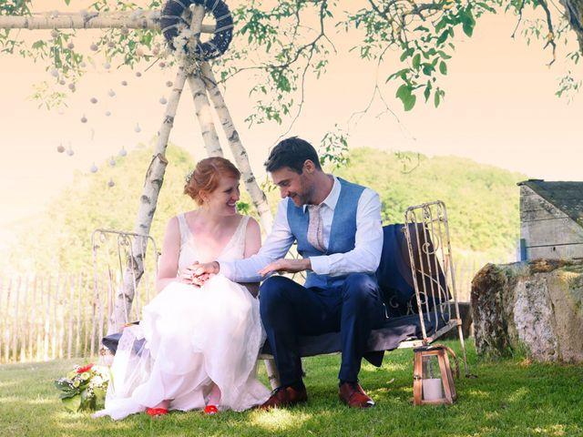 Le mariage de Mathieu et Sarah à Auch, Gers 42