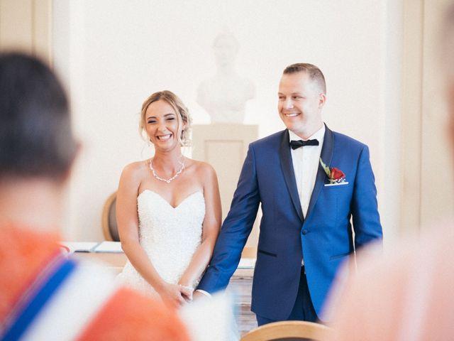 Le mariage de Audrey et Julien à Cannes, Alpes-Maritimes 6