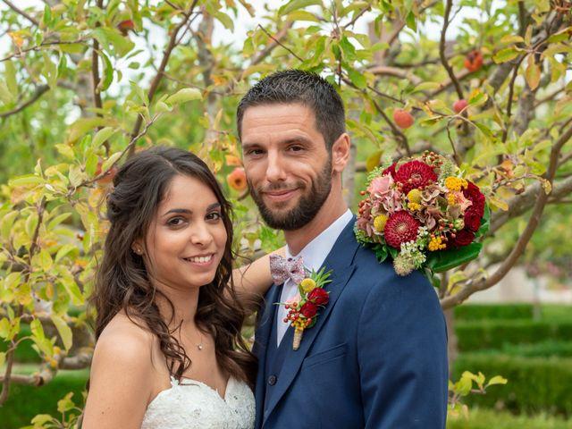 Le mariage de Virginie et Clément