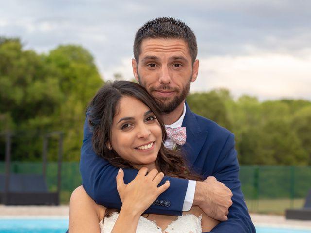 Le mariage de Clément et Virginie à Saint-Menoux, Allier 12