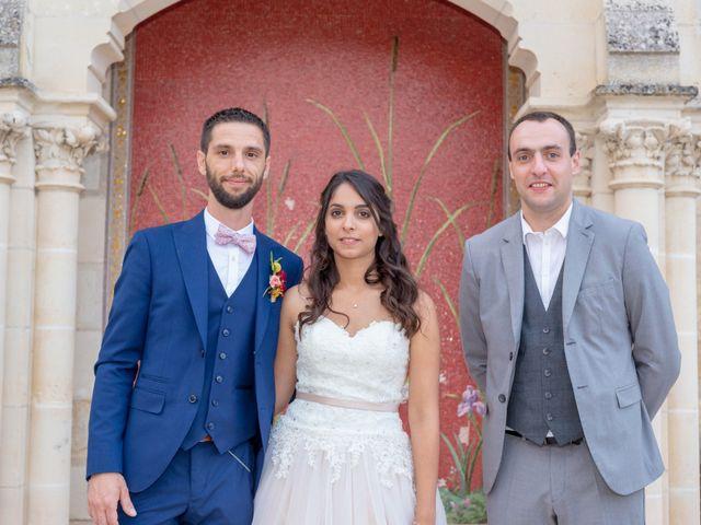 Le mariage de Clément et Virginie à Saint-Menoux, Allier 17