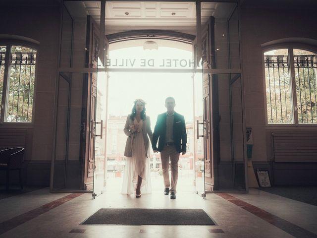 Le mariage de Bruno et Vanessa à Paris, Paris 3