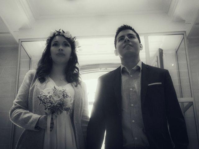 Le mariage de Bruno et Vanessa à Paris, Paris 4