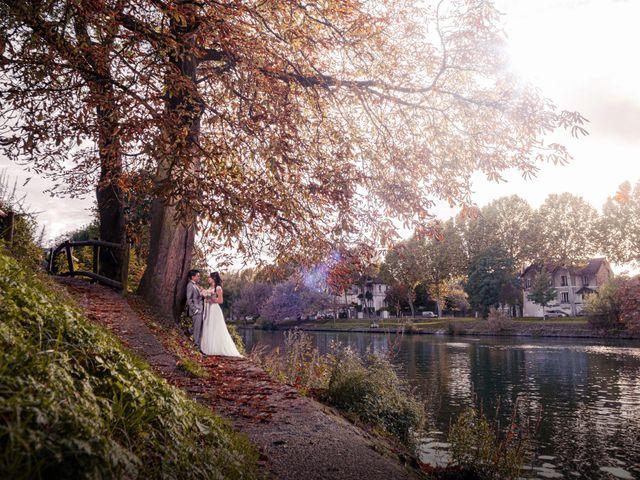 Le mariage de Bruno et Vanessa à Paris, Paris 22