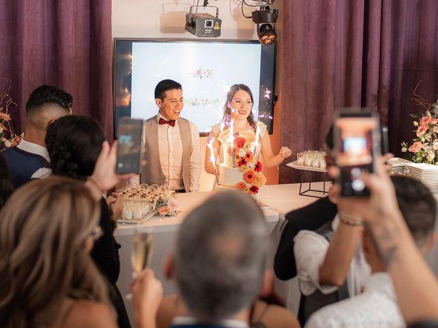 Le mariage de Bruno et Vanessa à Paris, Paris 34