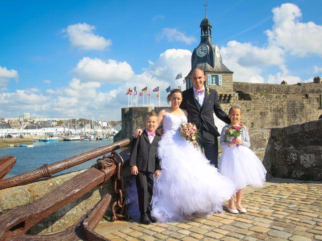 Le mariage de Allan et Elodie à Concarneau, Finistère 20