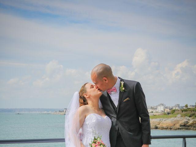 Le mariage de Allan et Elodie à Concarneau, Finistère 34