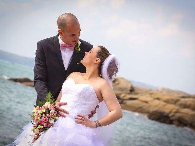 Le mariage de Allan et Elodie à Concarneau, Finistère 35