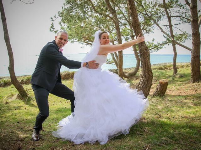 Le mariage de Allan et Elodie à Concarneau, Finistère 37