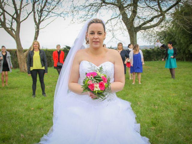 Le mariage de Allan et Elodie à Concarneau, Finistère 40