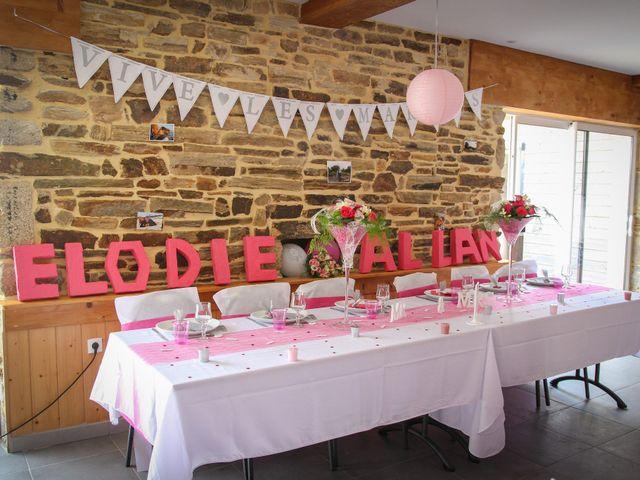 Le mariage de Allan et Elodie à Concarneau, Finistère 43