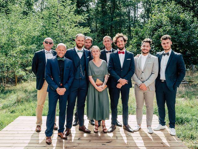 Le mariage de Florian et Charlotte à Bordeaux, Gironde 62