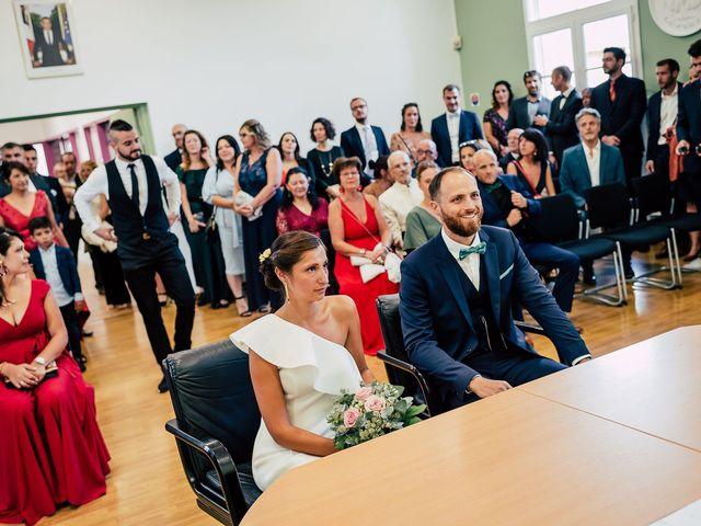 Le mariage de Florian et Charlotte à Bordeaux, Gironde 71