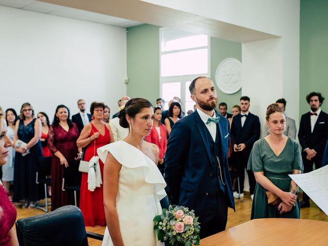 Le mariage de Florian et Charlotte à Bordeaux, Gironde 73