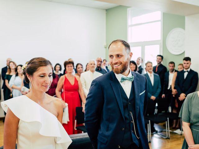 Le mariage de Florian et Charlotte à Bordeaux, Gironde 74