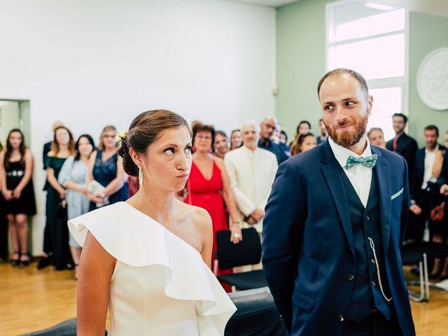 Le mariage de Florian et Charlotte à Bordeaux, Gironde 75