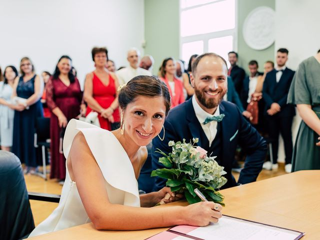 Le mariage de Florian et Charlotte à Bordeaux, Gironde 78