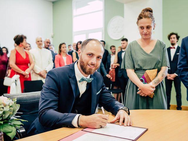 Le mariage de Florian et Charlotte à Bordeaux, Gironde 79