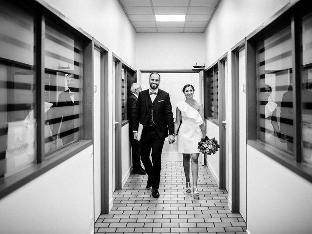 Le mariage de Florian et Charlotte à Bordeaux, Gironde 81