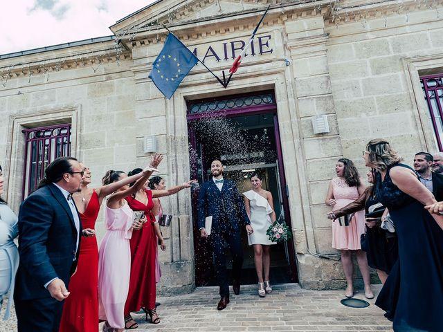 Le mariage de Florian et Charlotte à Bordeaux, Gironde 82