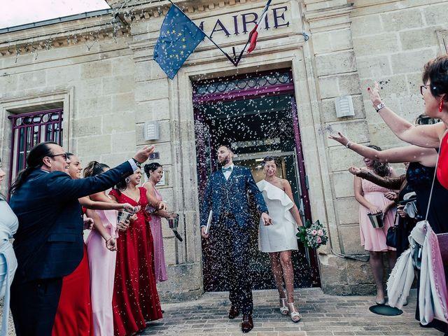 Le mariage de Florian et Charlotte à Bordeaux, Gironde 83