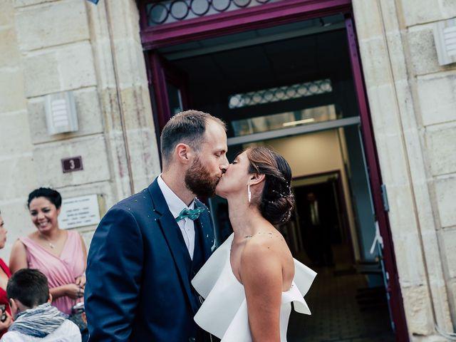Le mariage de Florian et Charlotte à Bordeaux, Gironde 84