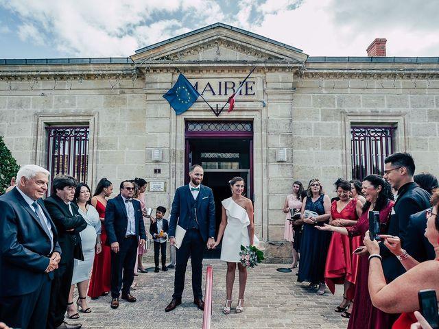 Le mariage de Florian et Charlotte à Bordeaux, Gironde 86