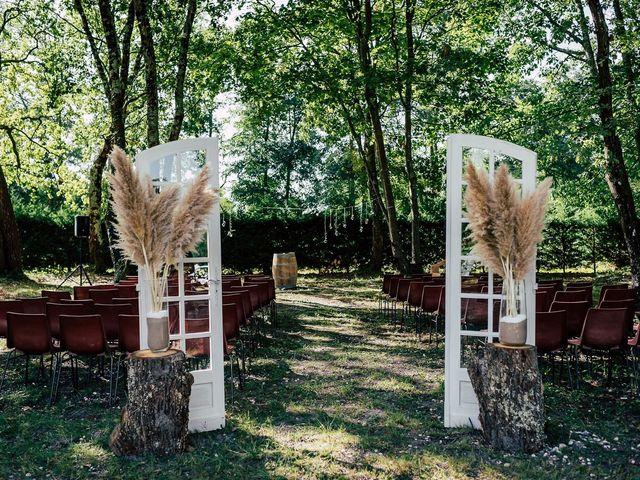 Le mariage de Florian et Charlotte à Bordeaux, Gironde 90